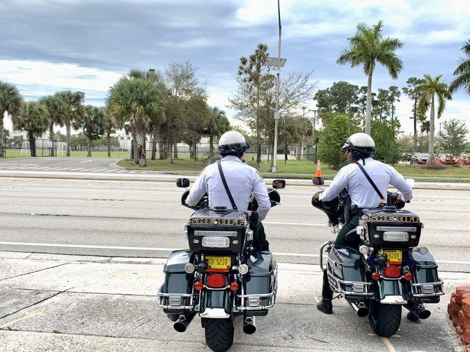 School Zone Enforcement on Lake Worth Rd