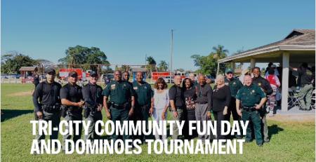 Tri-City Dominos Tournament