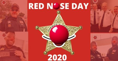Today is Red Nose Day