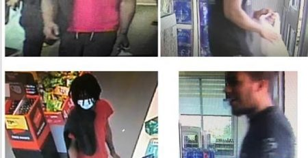 MA20-57 Suspects WANTED for using multiple STOLEN credit cards at a local Walgreens and Walmart