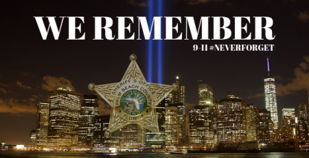 Never Forget Sep 11th, 2001 - banner image