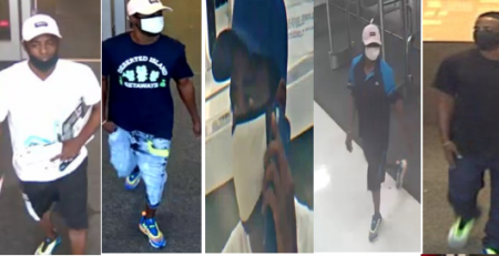 Media Advisory 20-59 - Suspects WANTED for stealing electronics from numerous Super Target stores