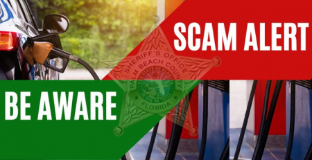 Scam Alert - Imposter claiming to be Capt. Lawrence Poston from PBSO