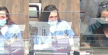 MA21-06 - Suspect wanted for Fraudulent withdraws from two different Banks of America