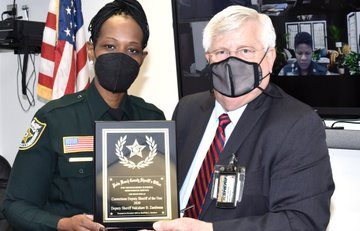 2021 Corrections Deputy of the Year